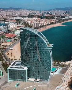 I ❤️ Barcelona 🎥 Video by 👏 Barcelona Video, Visit Barcelona, Barcelona City, Barcelona Hotels, Barcelona Spain Travel, Scotland Places To Visit, Cool Places To Visit, Places To Go, Hotel W