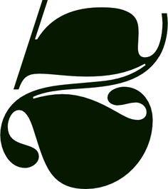 Capital Z. Typeface: Stilla EF