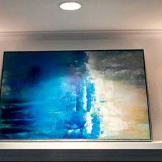 Large Cloud Abstract Art Painting,Large Abstract Painting,Sky Abstract Oil Painting on Canvas,Blue Abstract Art Canvas Painting Large Wall Canvas, Abstract Canvas Wall Art, Blue Abstract Painting, Abstract Paintings, Alice, Packing, Art Oil, Etsy, Beautiful