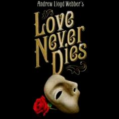 The phantom's love never dies