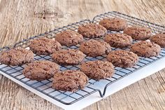 Chocolate Chip Zucchini Cookies Recipe (paleo, gluten, grain, dairy free) by LivingHealthyWithChocolate.com
