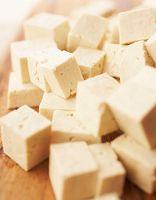 Cantinho Vegetariano: Tofu
