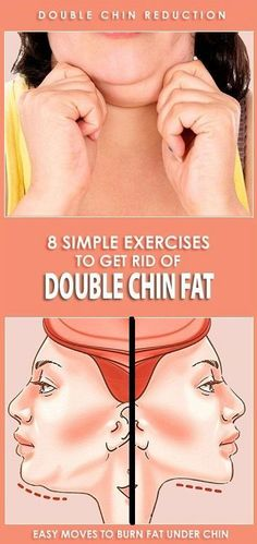 We all hate having a double chin! It simply does not indicate that you have excess pounds, but that your neck and chin muscles are not toned and strengthened as they should be. Yet, it looks bad an…