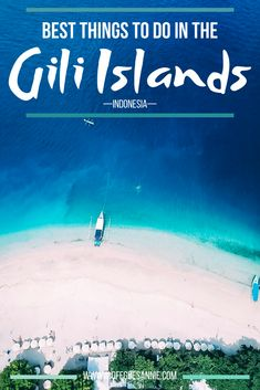 All the best things to do on the Gili Islands, including Gili Trawangan, Gili Air and Gili Meno. Including where to stay and all the best snorkelling spots! Places To Travel, Travel Destinations, Places To Go, Bali Travel, Wanderlust Travel, Gili Islands Bali, Gili Air, Travel Inspiration, Travel Ideas