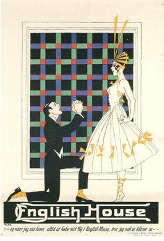 * wunderkammer *: Baila conmigo / Dance with me: Art decó y baile/ Art deco & dance