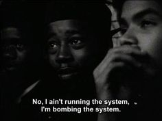 no, i ain't running the system, i'm bombing the system Graffiti Writing, Wall Writing, Graffiti Art, Damaged People Are Dangerous, Art Graf, Hip Hop Art, Street Culture, Youth Culture, Yesterday And Today