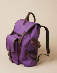 YMC v Chapman camping rucksack £225, youmustcreate.com