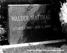 Celebrity Tombstones Across America