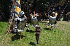 Golf Bags, Riding Helmets, Knight Games, Renaissance Fair, Concerts