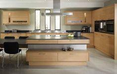 17 Contemporary Kitchen Designs Ideas • Model Home Decor Ideas