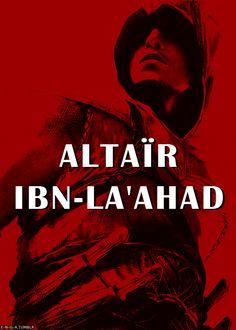 Altair Ibn-la Ahad, Ezio Auditore, Ratonhnhake:ton (Connor), Edward James Kenway