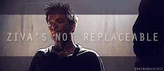 Ziva's not replaceable // NCIS