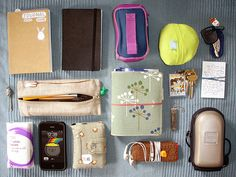 what's in my bag, via Flickr. - repinned by www.dobundle.com