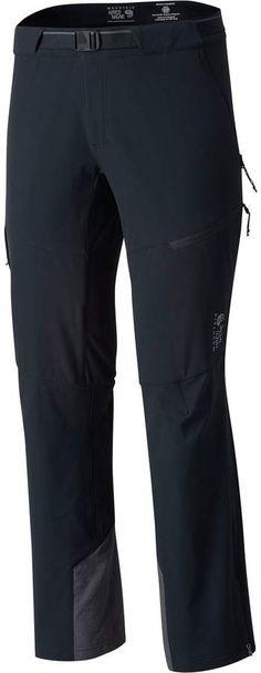 Marmot Softshell Hose Scree Pant-Short Pantalon de Trekking Homme