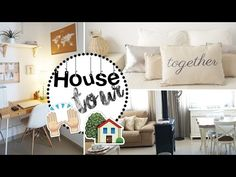 HOUSE TOUR 2016 (Nuestra casa!)| SOMOS 50.000!! |JustCoco - YouTube