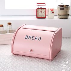 Fashion iron two color bread snack storage box miscellaneously storage box finishing-inStorage Boxes & Bins from Home & Garden on Aliexpress...
