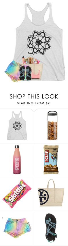 """""""going to the walking track today"""" by jada-bug ❤ liked on Polyvore featuring Prepara, Tory Burch, Chaco and NIKE"""