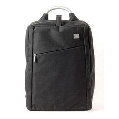 Airline Single Backpack Wool Blk