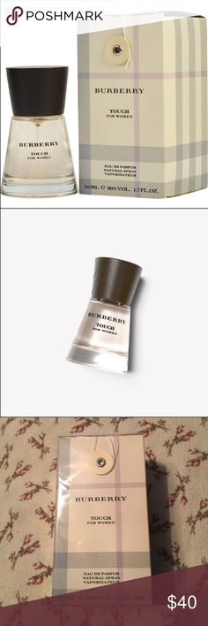 Burberry Touch Perfume Brand new, sealed in package. 50ML- 1.7 FL. OZ. Burberry Other