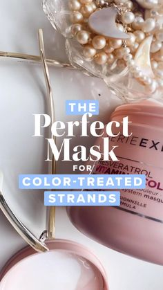 You don't need to wait for #SelfCareSunday to treat your mane to a hair mask! Unique Hairstyles, Hairstyles Haircuts, Caring For Colored Hair, Hydrating Hair Mask, Best Hair Mask, Hair Type, Hair Looks, Hair Cuts, Ads