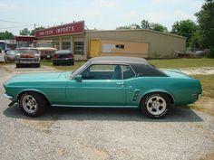 1969 Mustange Grande