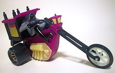 Killer 70s horror-themed motorcycle toys: Scare Cycles! | Dangerous Minds