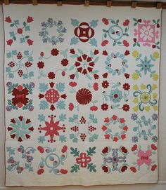 Antique Vintage Quilts | they were the exact same blocks as grandma s last quilt i noticed the ...
