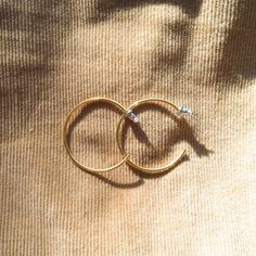 Your place to buy and sell all things handmade Gold Hoops, Hoop Earrings, Etsy, Vintage, Jewelry, Jewlery, Bijoux, Schmuck, Jewerly