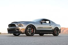 2011 Ford Mustang Shelby Cobra GT 500 Super Snake