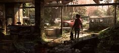Scavenging concept from The Last of Us