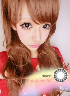 Special Effects Contact Lenses Special Effect Contact Lenses, Black Contact Lenses, Non Prescription Contact Lenses, Cosplay Contacts, Halloween Contacts, Colored Contacts, Scary, Moisturizer, Rainbow