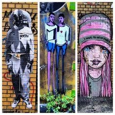 Street art, Berlin #hwberlin #berlin #germany