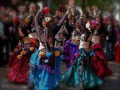 American Tribal Style Belly Dance   americantribal