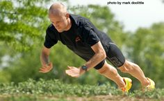 Pre/Post- run exercises