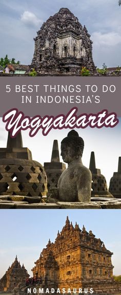 Yogyakarta, Indonesia is a place that photography buffs and adventure seekers will LOVE. Here are the top things to do. #yogyakarta #indonesia
