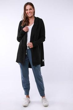 Laid Back Style, Easy Wear, Long A Line, Everyday Fashion, Hemline, Fashion Forward, Color Pop, Knitwear, Cardigans