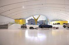 Future Systems, Jan Kaplicky, SHIRO STUDIO | Andrea Morgante — Museo Enzo Ferrari — Immagine 10 di 30 — Europaconcorsi