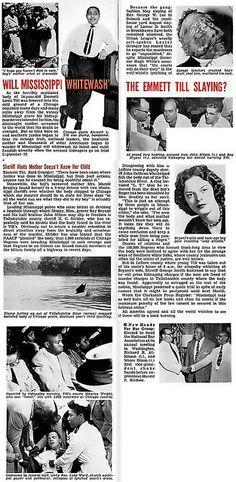 Will Mississippi Whitewash the Emmett Till Killing - Jet Magazine, September 22, 1955 | Flickr - Photo Sharing!