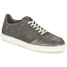 stijlvolle n.d.c. raoul heren sneakers (Bruin)