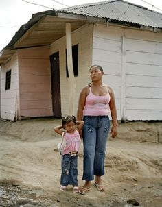 Dana Lixenberg, Dayana and Nayibe, Sincelejo, Colombia. For auction @ Christie's on March 23. All proceeds go to Young in Prison