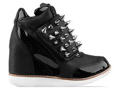Jeffrey Campbell spiked sneakers