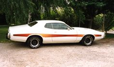 """Car 86 - 1973 Dodge Charger 6-Pack - A little fiberglass and mud and it looked pretty spiffy!  I managed to save the reflective """"laser"""" stripes."""