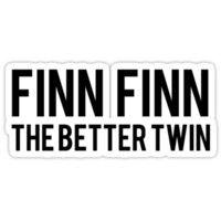 Finn Finn - The Better Twin.