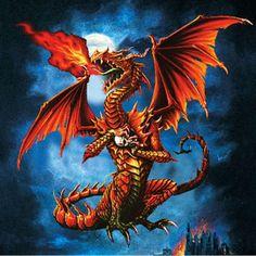 imagens de dragoes medievais - Pesquisa Google