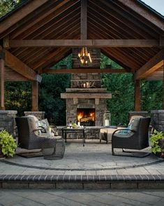 Rustic Backyard Wicked Rustic Patio Ideas For A Lovely Day Outside. 18 Startling Rustic Patio Designs To Enjoy The Nature Even . 15 Refreshing Outdoor Patio Designs For Your Backyard. Home and Family Outdoor Living Rooms, Outside Living, Outdoor Spaces, Outdoor Patios, Outdoor Dining, Outdoor Cabana, Jacuzzi Outdoor, Party Outdoor, Outdoor Decor