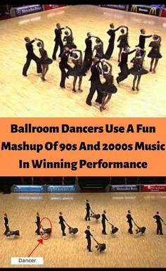 #Ballroom #Dancers #Use #A #Fun #Mashup #Of #90s #And #2000s #Music #In #Winning #Performance 2000s Music, Minion Jokes, Ballroom Dancing, Photography Camera, Weird World, Weird Facts, Beautiful Horses, Couple Pictures, Rainy Days