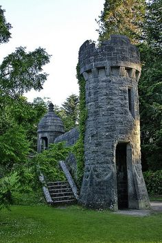 The Amazing houses in Ireland