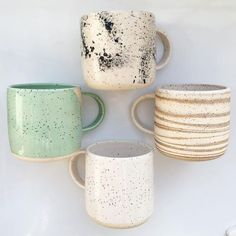 Ceramics created by Shayna Stevenson. Ceramics created by Shayna Stevenson. Ceramic Mugs, Ceramic Art, Stoneware, Pottery Mugs, Ceramic Pottery, Coffee Cups, Tea Cups, Coffee Time, Cerámica Ideas