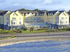 Galway Bay Hotel, Salthills, Galway, Ireland - where I'm staying one night while on vacation in Ireland.