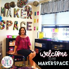 "Are you interested in starting a classroom or school Makerspace OR maybe want to learn more about how Makerspaces work? You've come to the right place!  I have to admit that this blog post is lonnnnnng overdue because my Makerspace has been ever changing and evolving over the past three years.  The ""Makers Movement"" is …"